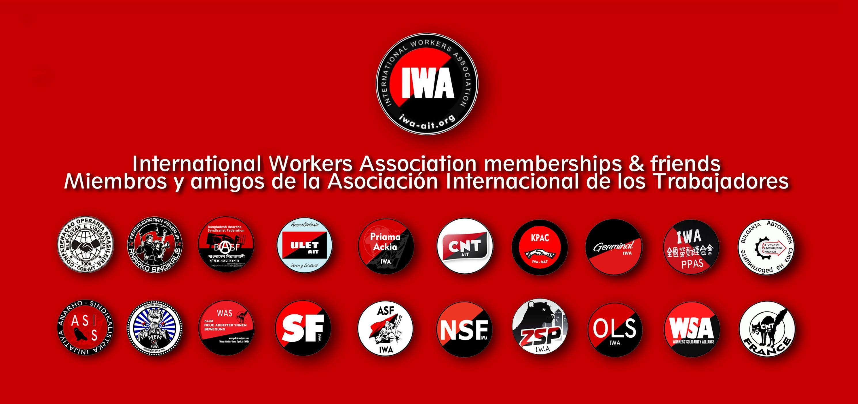 IAA-Mitglieder und Freund*innen (2020)